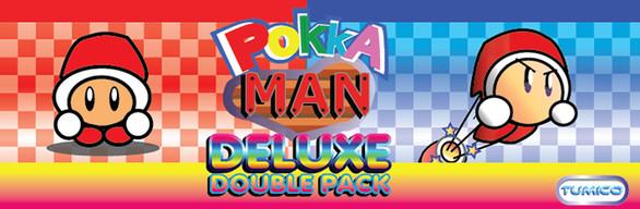 Pokka Man Deluxe Double Pack