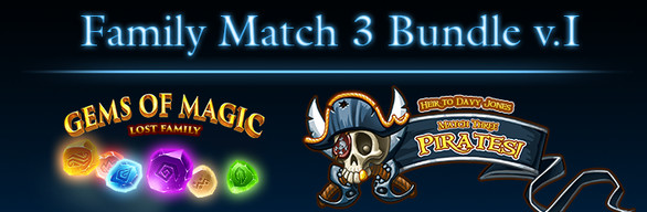 Family Match 3 Bundle v.I