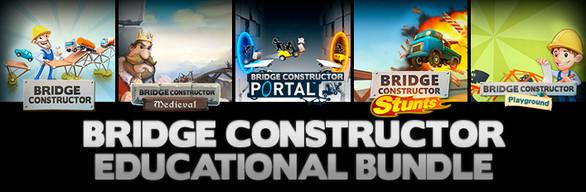 Bridge Constructor Educational Bundle