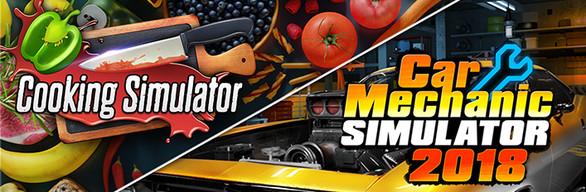 CMS 2018 + Cooking Simulator