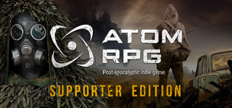 ATOM RPG Supporter Edition Crack