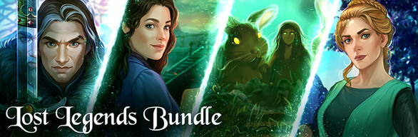 Lost Legends Bundle