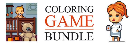 Coloring Game - Bundle