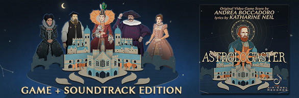 Astrologaster Collector's Edition