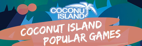 Coconut Island Popular Games