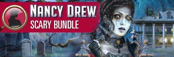 Nancy Drew®: Scary Bundle