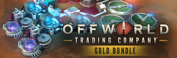 Offworld Trading Company - Gold Bundle