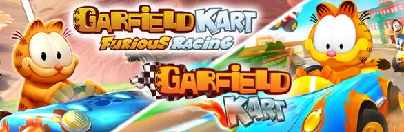 Garfield Kart Lasagna Bundle On Steam