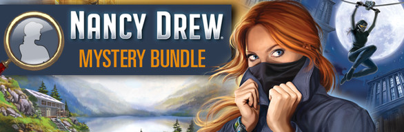 Nancy Drew®: Mystery Bundle