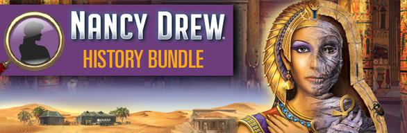 Nancy Drew®: History Bundle