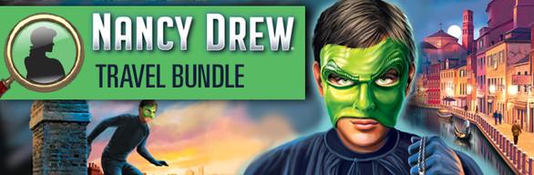 Nancy Drew®: Travel Bundle