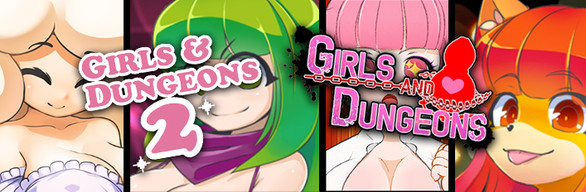 Girls and Dungeons  - The Complete Set