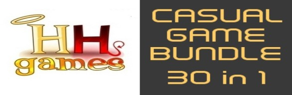 Casual Game Bundle 30 in 1