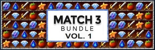 MATCH3 BUNDLE (VOL. 1)