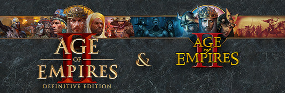 Age of Empires II: Definitive Edition + Age of Empires II (2013)