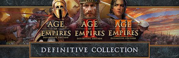 Age of Empires Definitive Edition Bundle