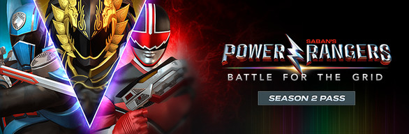 Power Rangers: Battle for the Grid - Season Two Pass