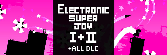 Electronic Super Joy Deluxe: All Games + All DLC
