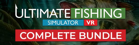 Ultimate Fishing Simulator VR - Complete Bundle