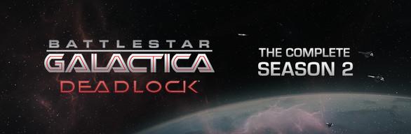 Battlestar Galactica Deadlock S2 Starter Set