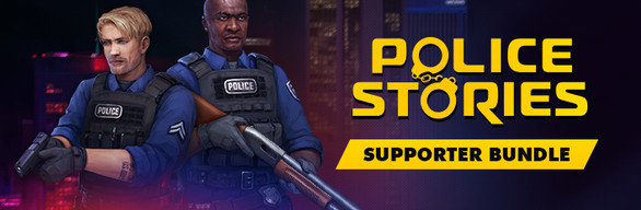 Police Stories - Supporter Bundle