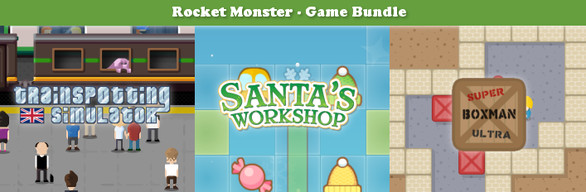 Rocket Monsters Game Bundle