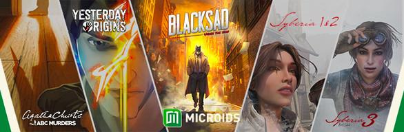 Blacksad - Pre-order Bundle