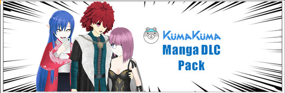 KumaKuma Manga DLC Pack