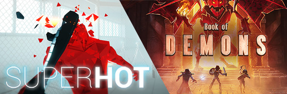 SUPERHOT Book of Demons