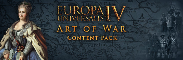 Europa Universalis IV - Art of War Content Pack