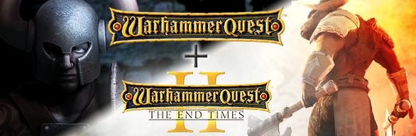 Warhammer Quest 1 & 2