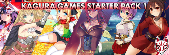 Kagura Games - Starter Pack 1