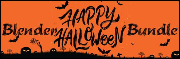 Halloween Blender Bundle