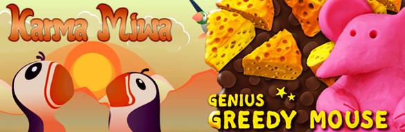 Karma Miwa + Genius Greedy Mouse Studio Pack #1