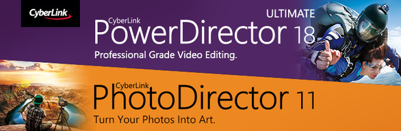 CyberLink Video & Photo Advanced Editing Solution