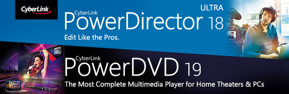 CyberLink Video Editing & Playback Solution