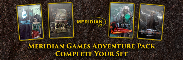 Adventure Pack by Meridian Games