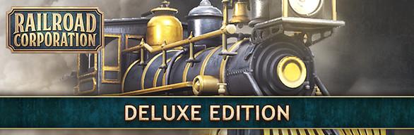 Railroad Corporation Deluxe Edition