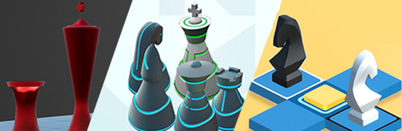 CHESS-INSPIRED PUZZLE GAMES