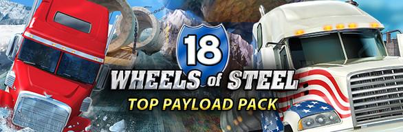 18 Wheels of Steel Top Payload Pack