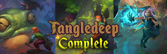 Tangledeep Complete (Includes Both Expansions + Soundtrack)