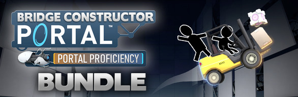 Bridge Constructor Portal Bundle
