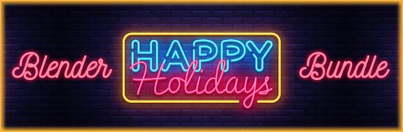 Holidays Blender Bundle