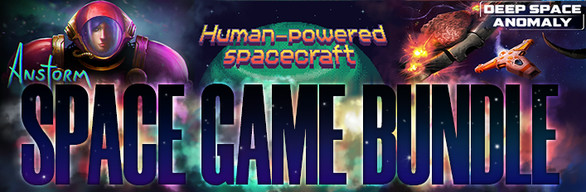 SPACE GAME BUNDLE