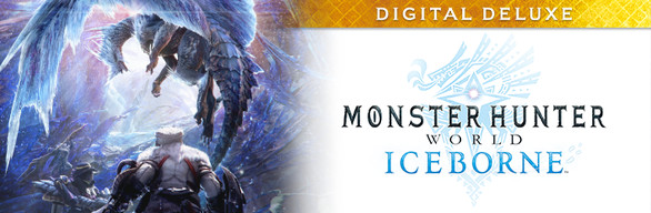 Monster Hunter World: Iceborne Digital Deluxe
