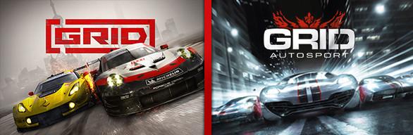 GRID + GRID Autosport