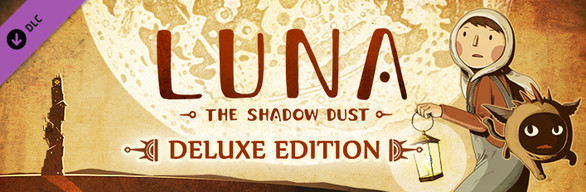 LUNA The Shadow Dust Deluxe Edition