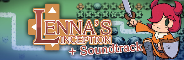 Lenna's Inception Game + Soundtrack