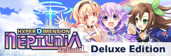 Hyperdimension Neptunia Re;Birth1 Deluxe Edition Bundle / 特別限定版『デラックスエディション』/ 特別限定版『豪華組合包』