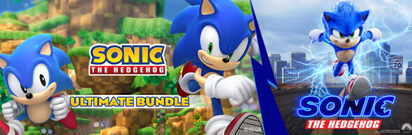 Sonic the Hedgehog: Ultimate Bundle